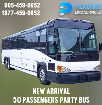 Pickering Party Bus