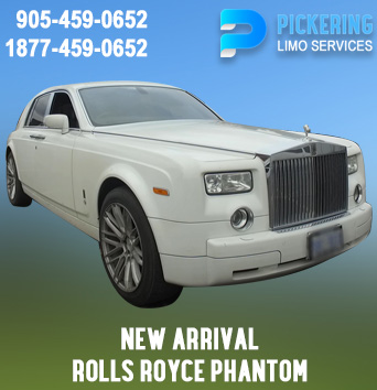 Pickering Limo