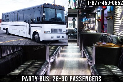 Coach Party Bus